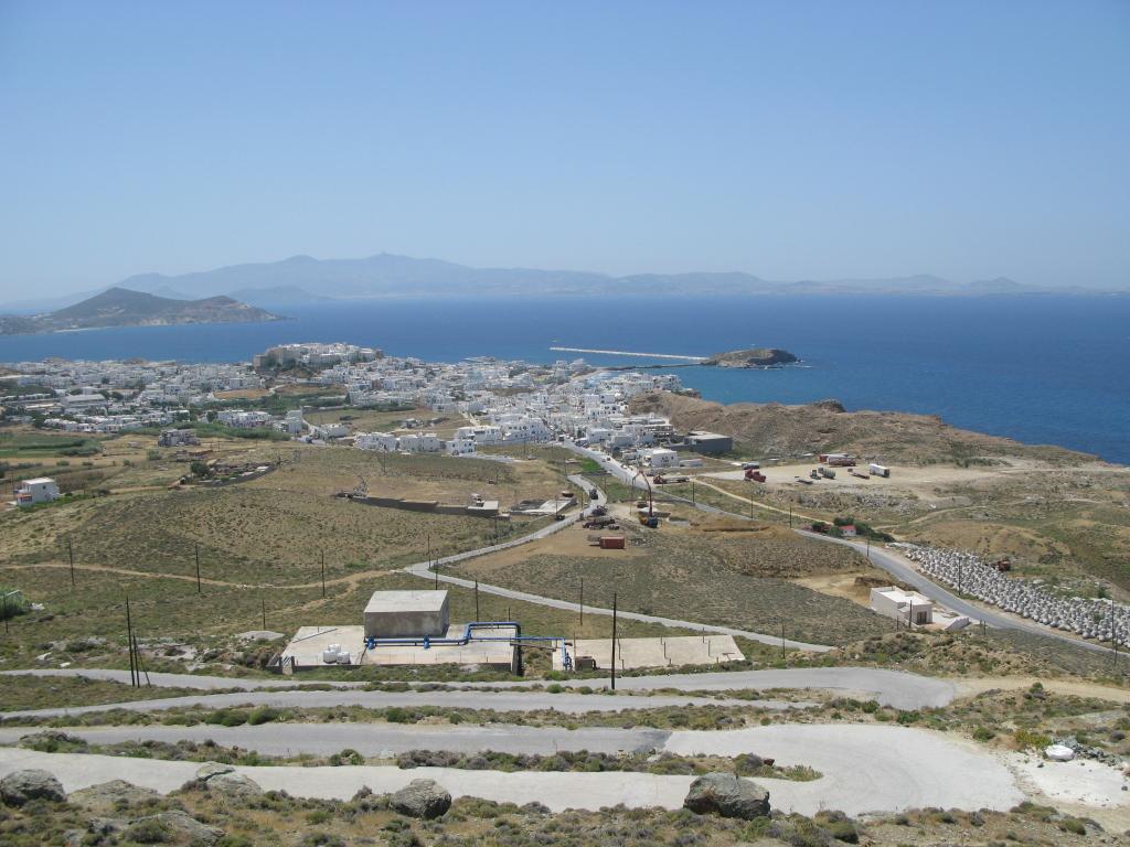 Naxos Juni 2009